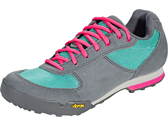 Giro Petra VR Scarpe Donna, turquoise/bright pink